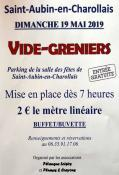 Vide-greniers à Saint-Aubin-en Charollais (Sortir)