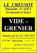 La Jeunesse Ouvrière Creusotine organise son vide - grenier