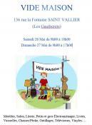 Vide maison (Saint-Vallier)