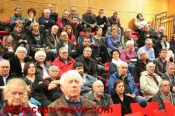 Les vœux de la municipalité de Saint-Vallier à ses habitants