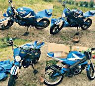 Moto volée (Faits divers)