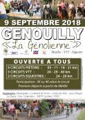 """Marche - VTT - Equestre """"La Génolienne"""" de Genouilly (Sortir)"""