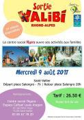 Centre social l'Agora - Saint-Vallier (Sortir)