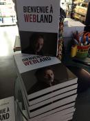 """Edition - """"Bienvenue à Webland"""", dernier """"opus"""" de Christophe Alévêque..."""