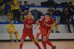 Tournoi de Jeunes U11  du FC Montceau Bourgogne à Sanvignes