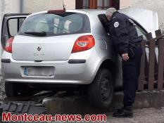Troisième accident de la journée à Montceau