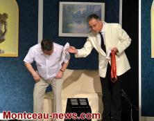 Théâtre de l'Eventail : première à Blanzy
