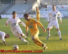 Coupe de France : Gueugnon/Louhans (2-2 TAB 5-4)