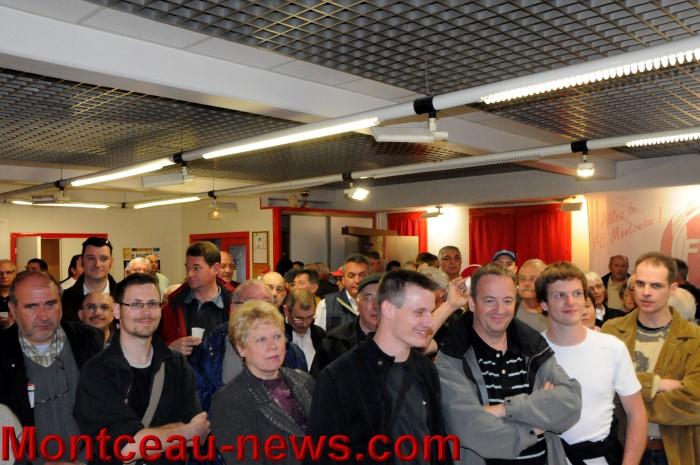 Fcmb des partenaires satisfaits montceau news l - Comptoir des fers et metaux sa luxembourg ...