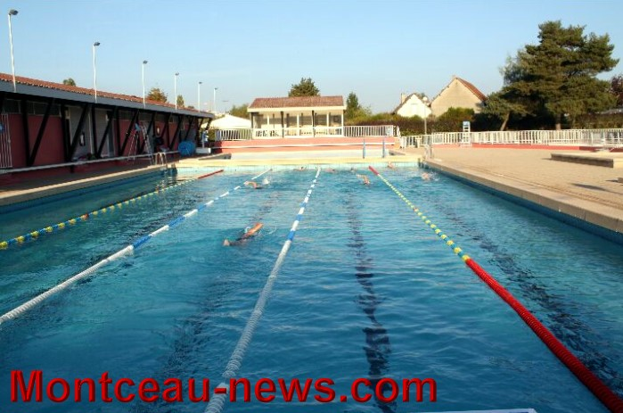 Montceau olympic natation montceau news l 39 information for Piscine montceau les mines