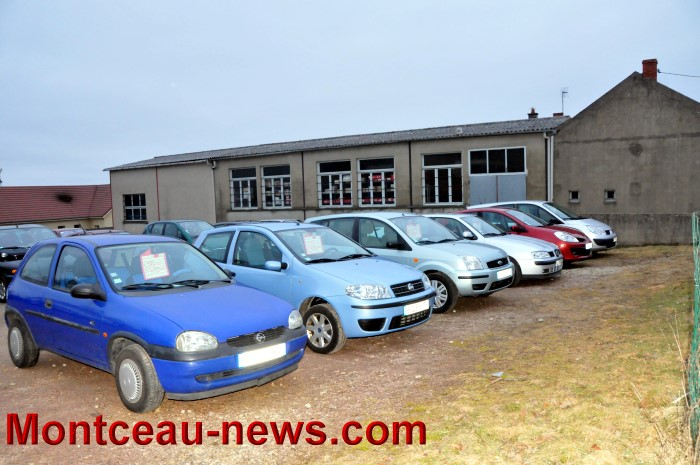 Nouveau saint vallier montceau news l 39 information de for Garage automobile montceau les mines