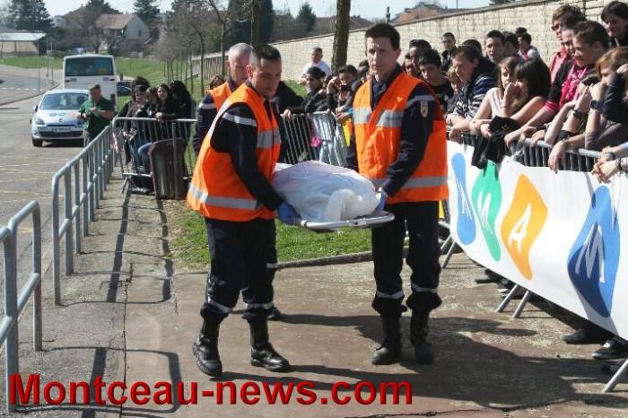 Drag auto s curit routi re montceau news l - Grille indiciaire chef de police municipale ...