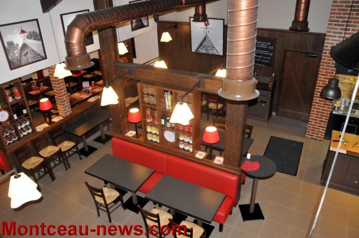 Inauguration du courtepaille de montceau les mines - Directeur de restaurant ...