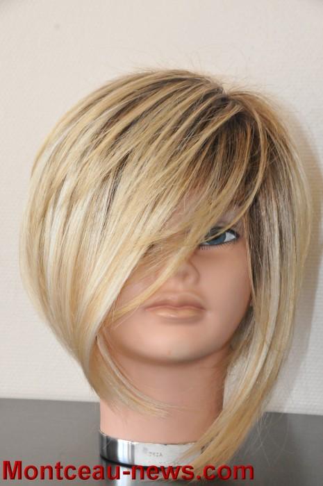 essayage de coiffure Envie de changer de coiffure  besoin d'un relooking ou de vous voir avec un  nouveau maquillage  essayez une nouvelle coupe de cheveux avec.