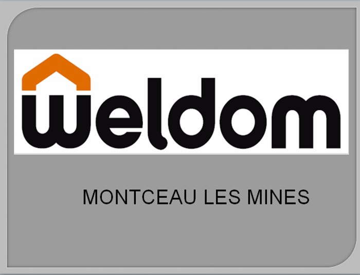 weldom montceau les mines montceau news l 39 information de montceau les mines et sa region. Black Bedroom Furniture Sets. Home Design Ideas