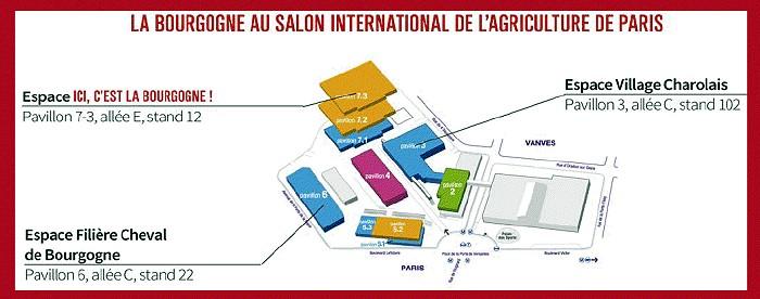 Salon de l agriculture charolais news charolais news - Entree gratuite salon de l agriculture ...