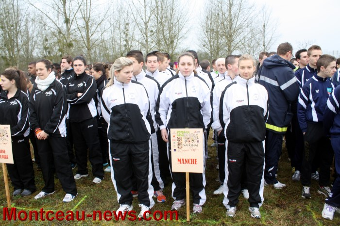 CROSS NATIONAL POMPIERS 23031312