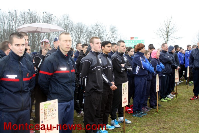 CROSS NATIONAL POMPIERS 23031316