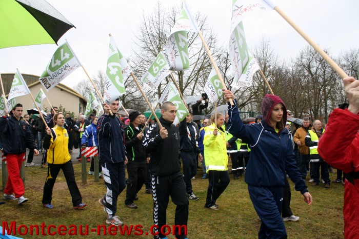 CROSS NATIONAL POMPIERS 23031323
