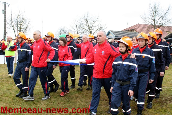 CROSS NATIONAL POMPIERS 23031325
