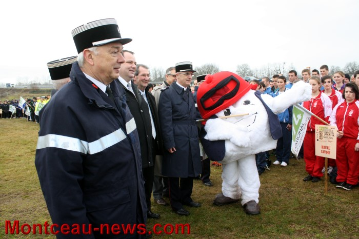 CROSS NATIONAL POMPIERS 23031334