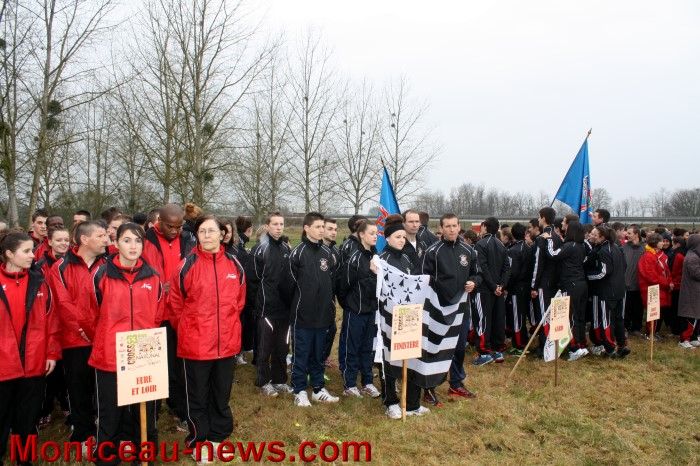 CROSS NATIONAL POMPIERS 2303137