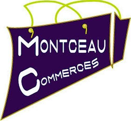 LOGO MONTCEAU COMMERCES 2011