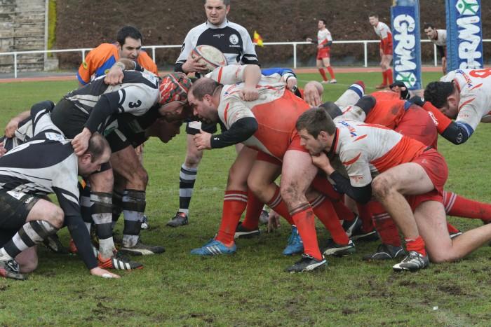 rencontre avec joueur rugby