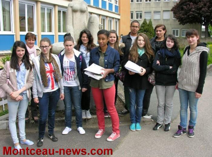 Coll Ge Jean Moulin Montceau Les Mines Montceau News
