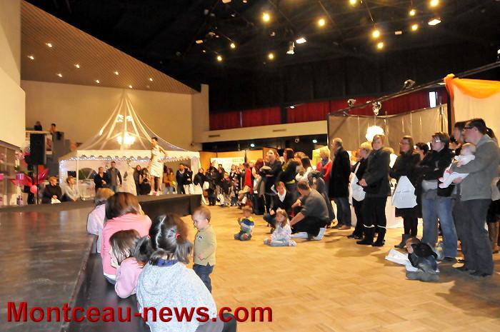 Salon des fêtes et du mariage (MontceaulesMines) « Montceau News