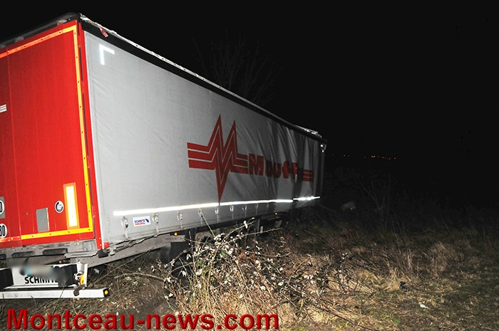 accident camion 2801142