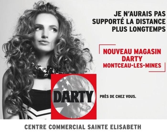 Nouveau magasin darty montceau montceau news l for Darty montceau