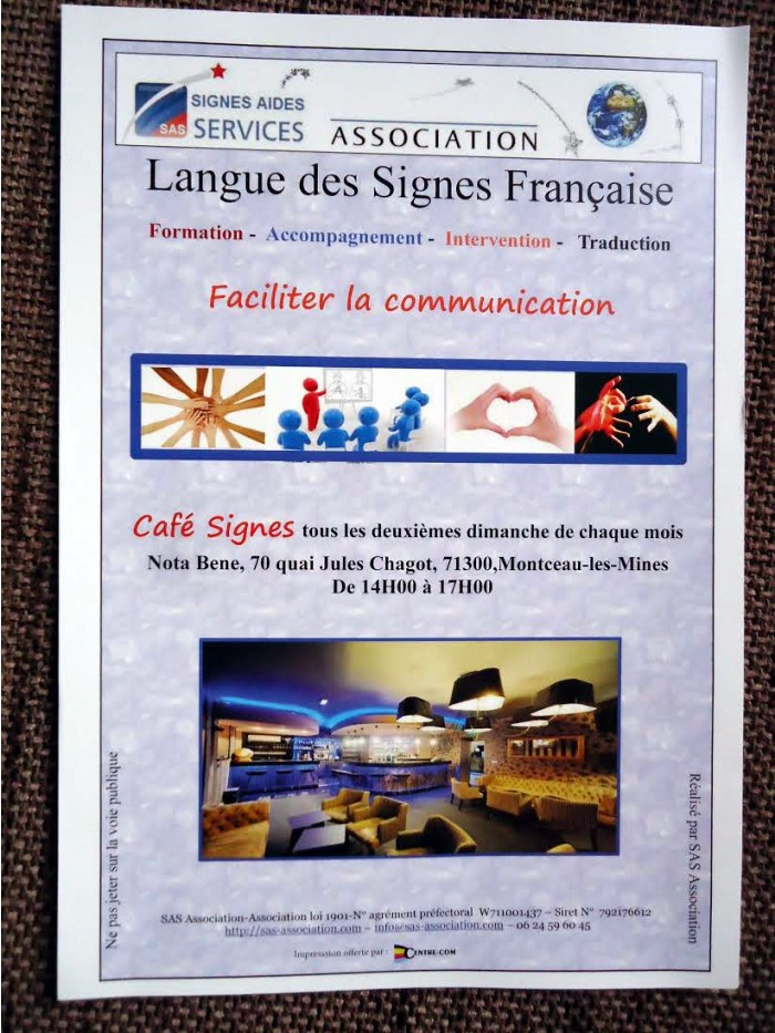 langue signes 3103152