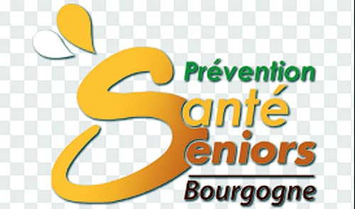 LOGO PREVENTION SANTE SENIORS BOURGOGNE