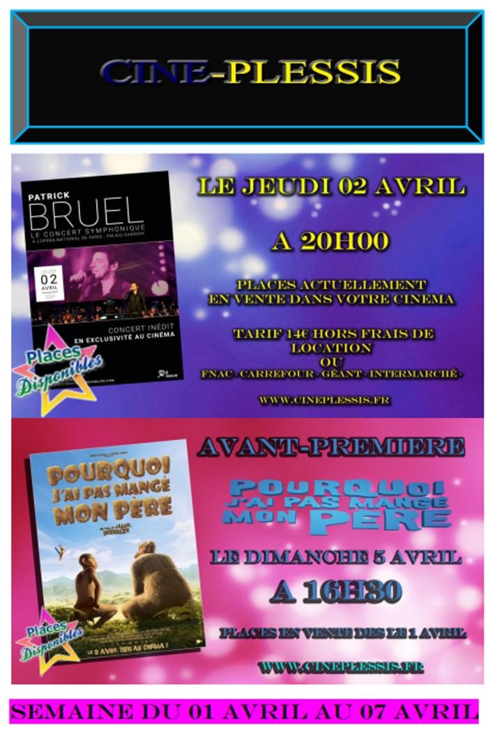 cinema plessis 010415