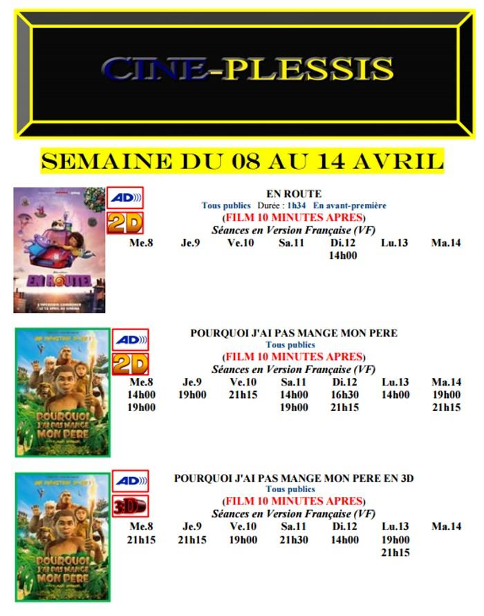 cinema plessis 0804152