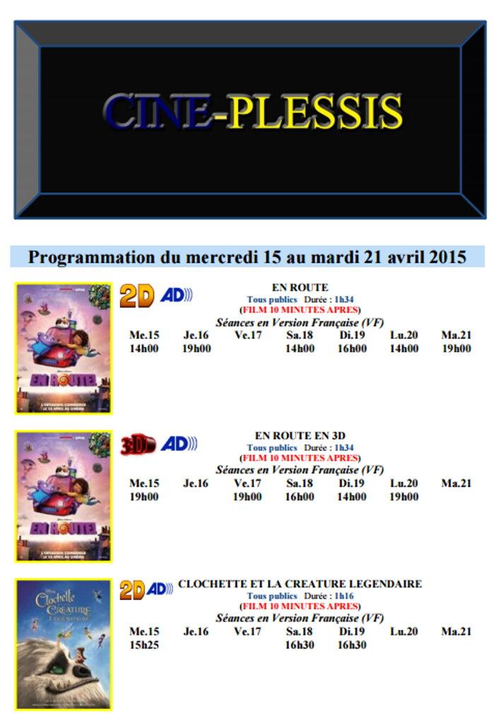 cinema plessis 1504152