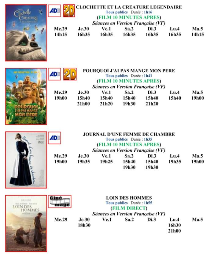 cinema plessis 2804154