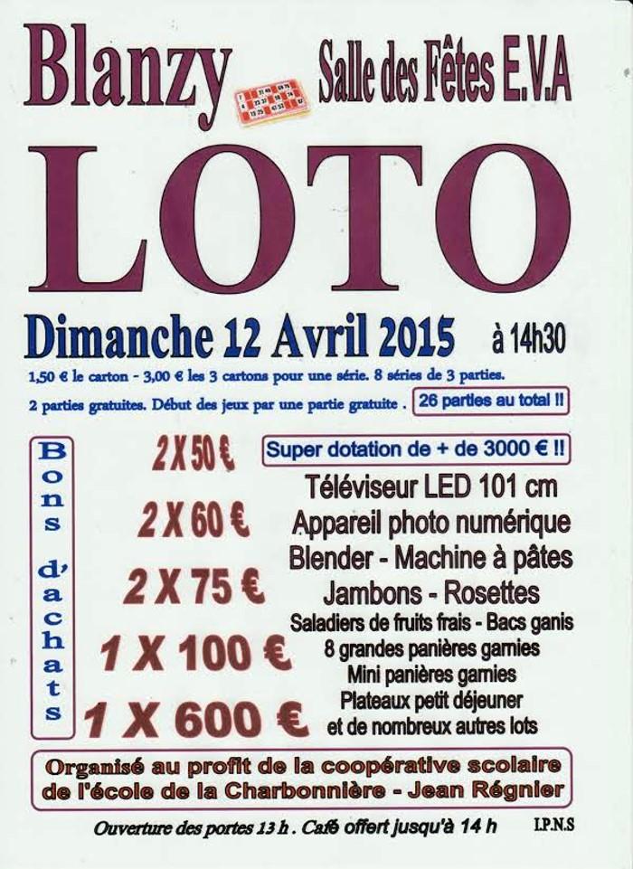 loto blanzy 0804152