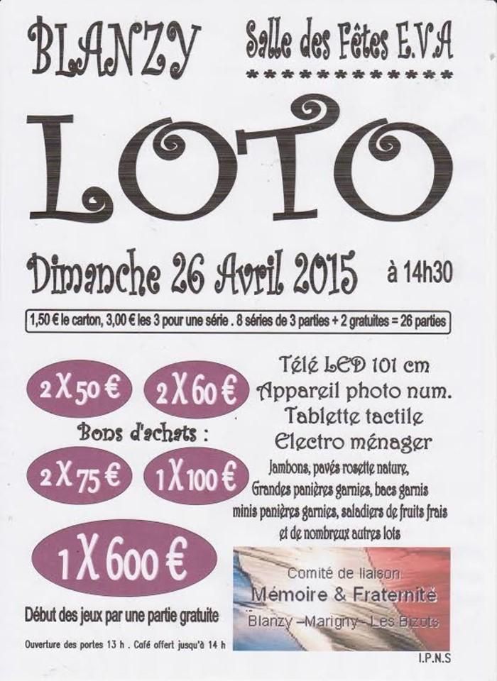 loto blanzy 2204152