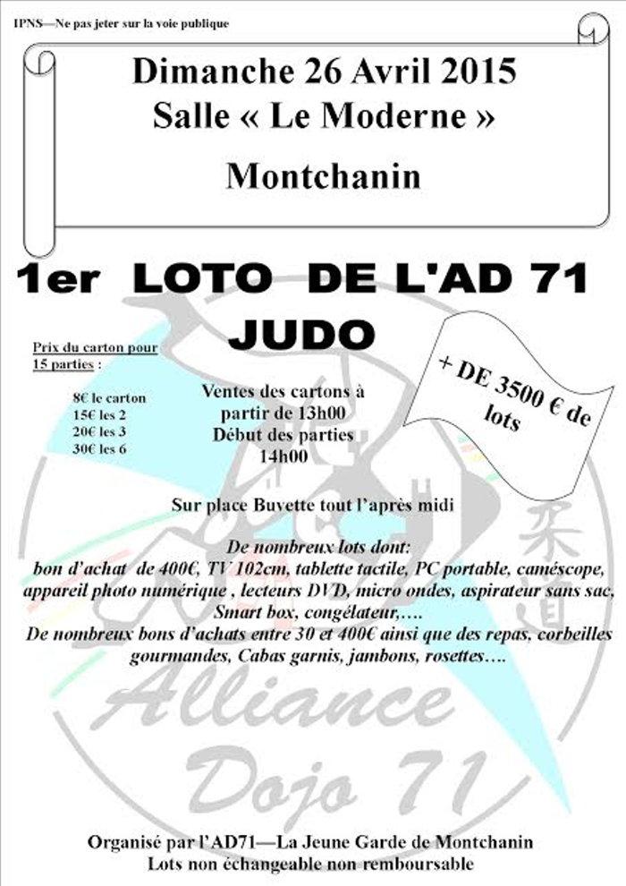 loto judo 2204152