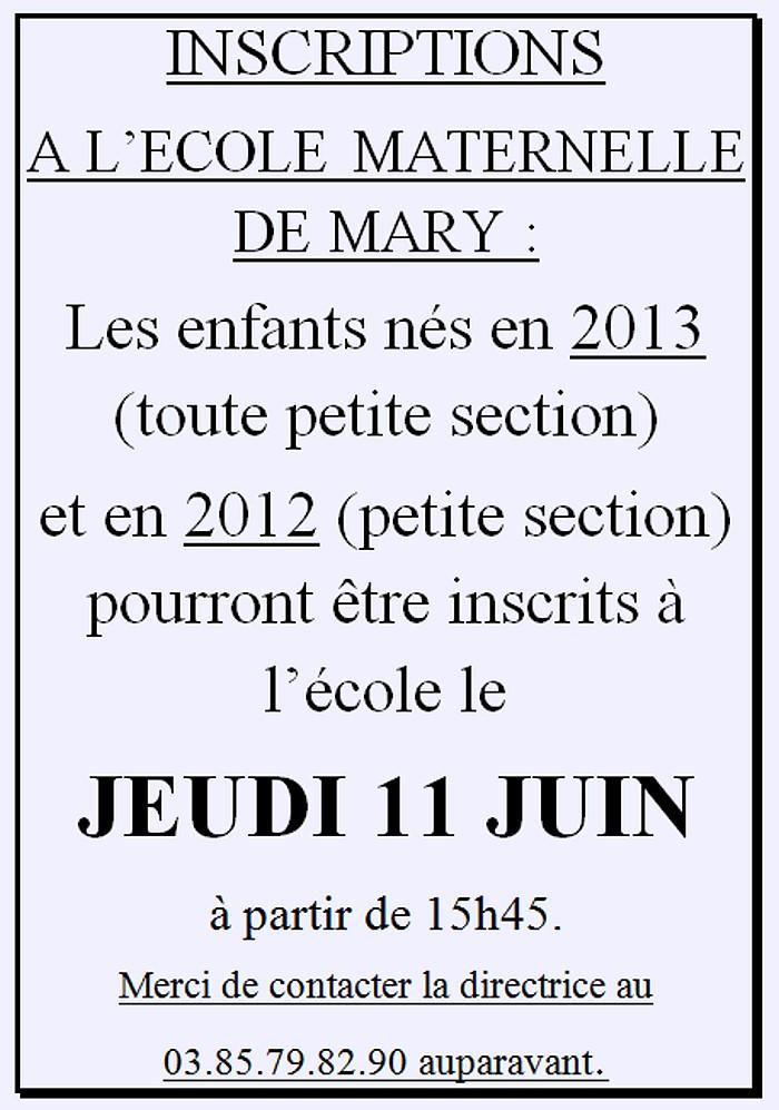 MARY 26 05 15