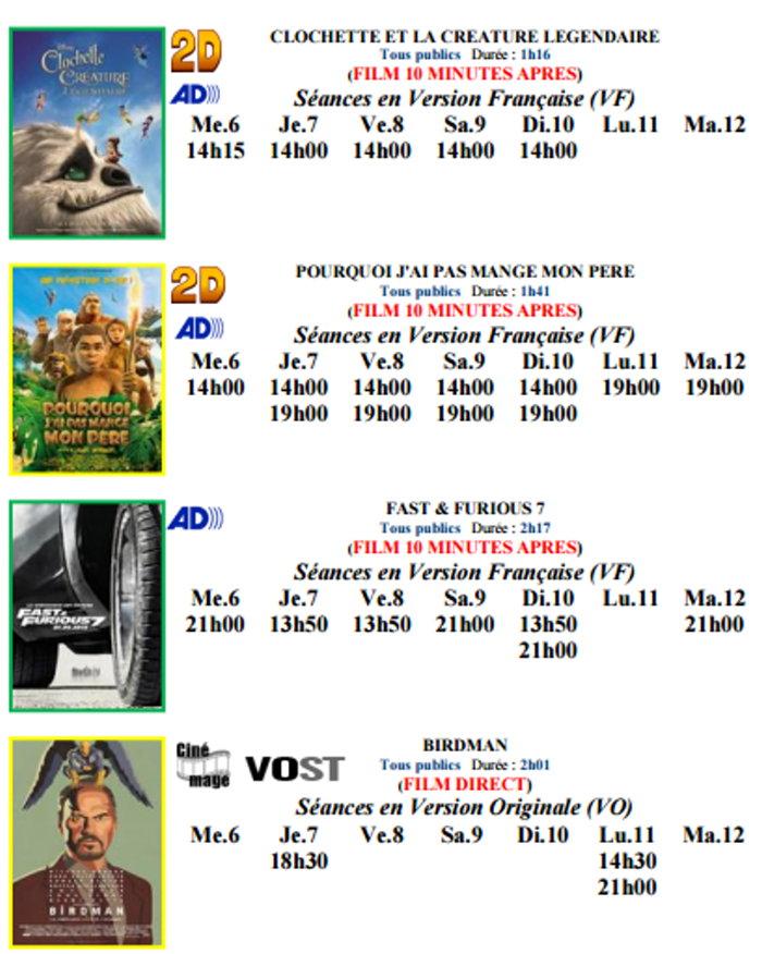 cinema plessis 0505153
