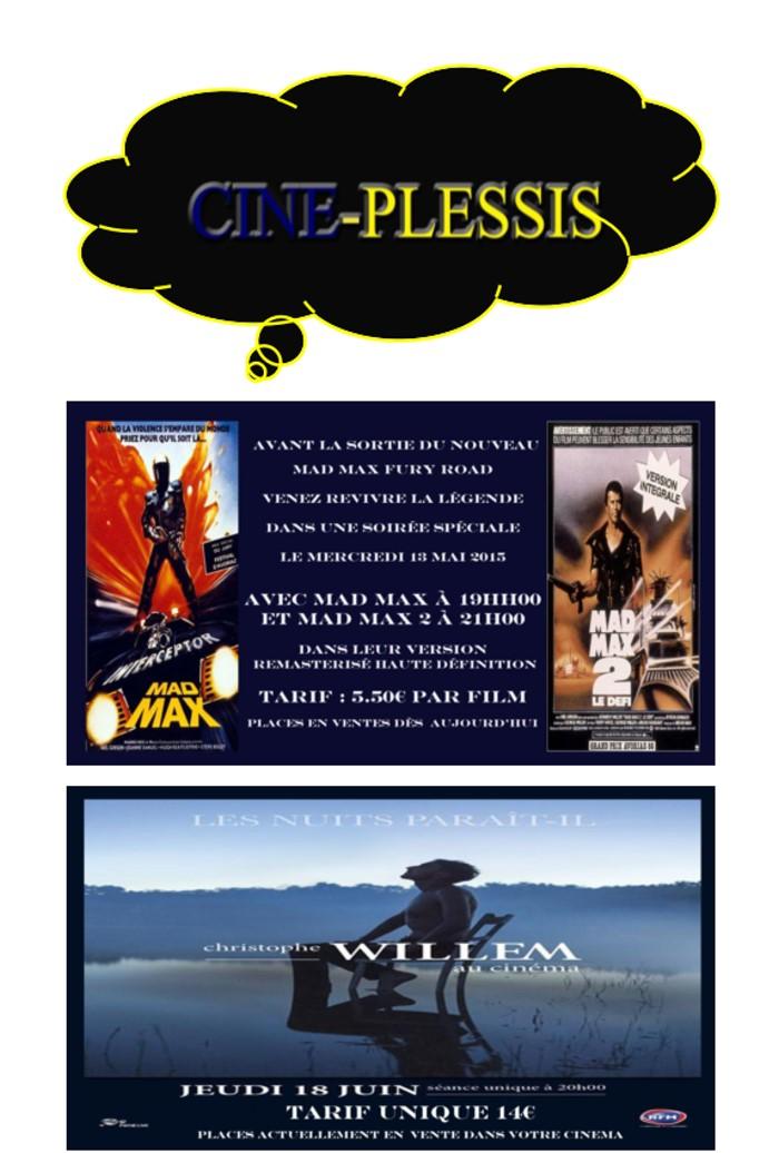 cinema plessis 1305152