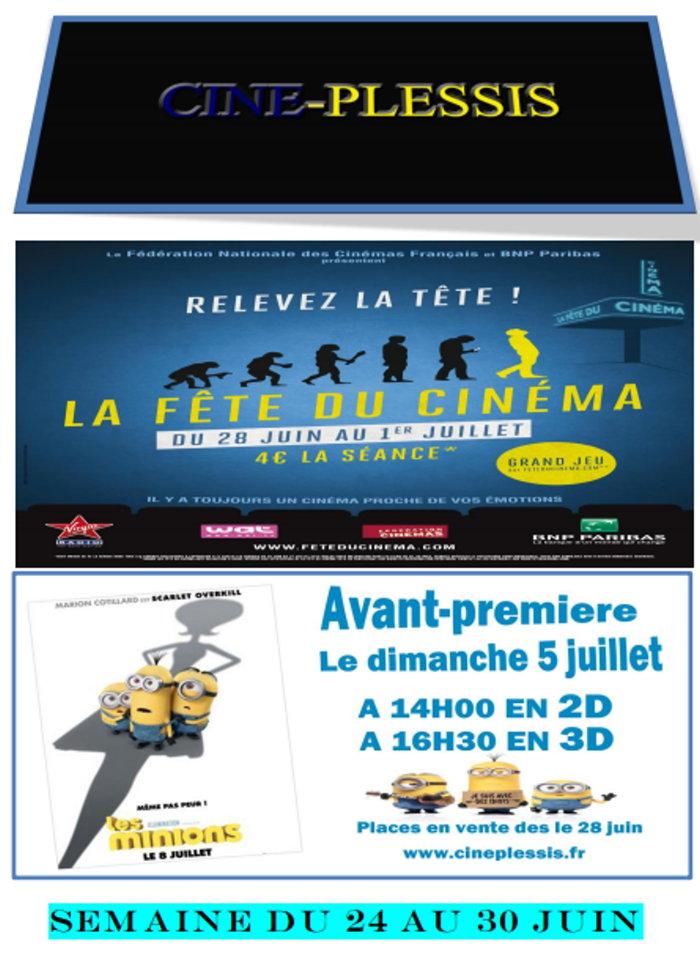 cinema plessis 23061552