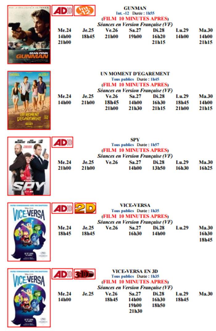 cinema plessis 23061553