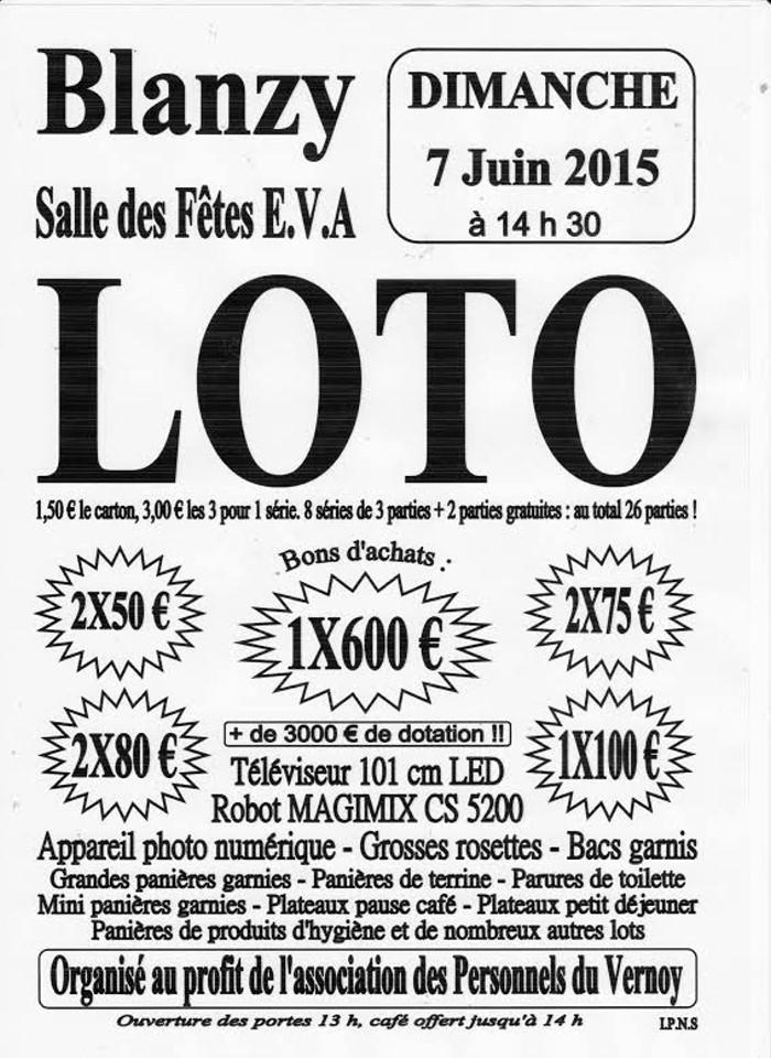 loto blanzy 0506152