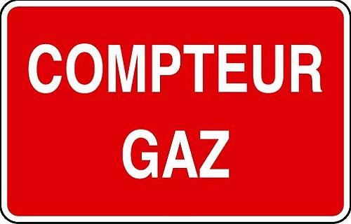 ILLUSTRATION COMPTEUR GAZ