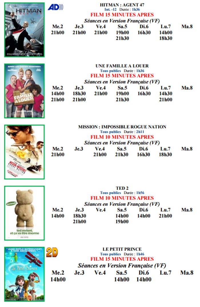 cinema plessis 0209153