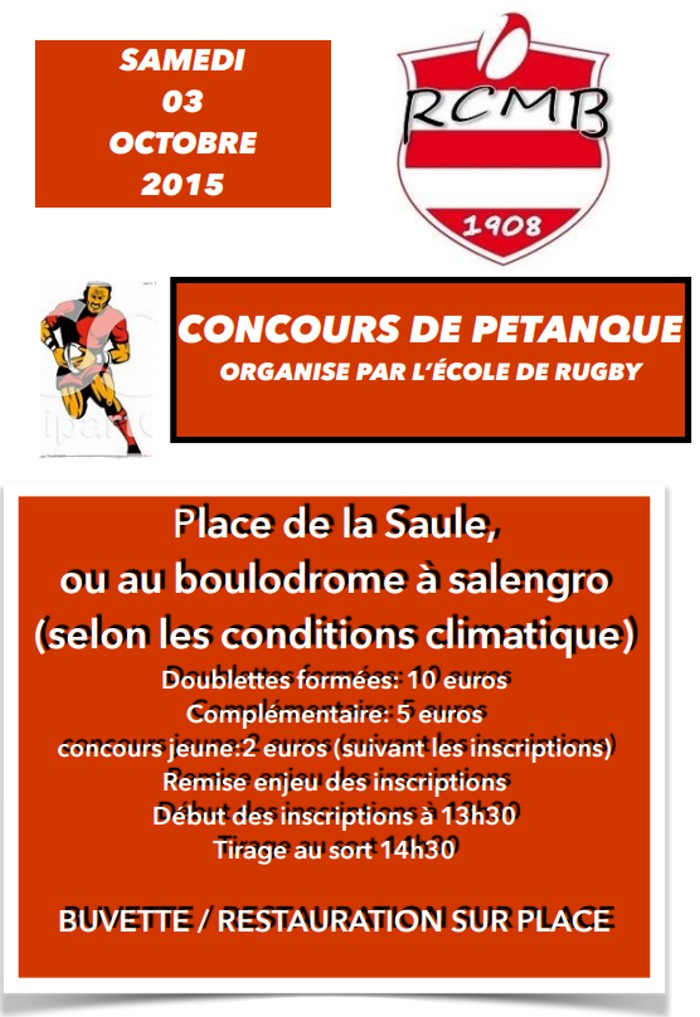 rugby petanque 2909152